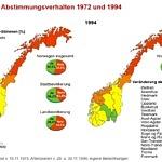 Die Stellung der norwegischen Provinzen in einem Europa der Regionen
