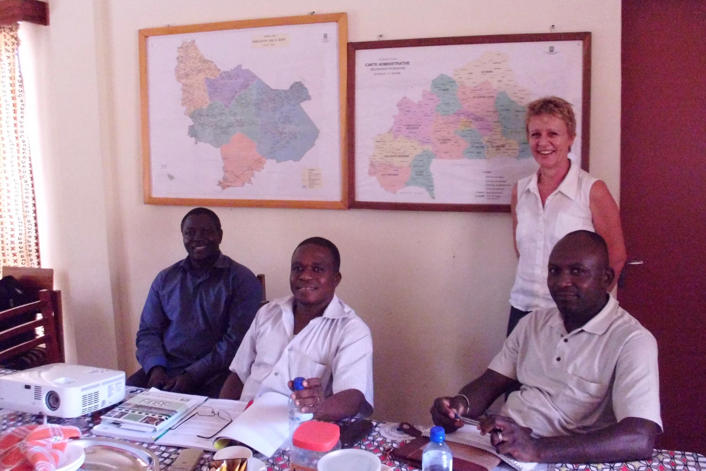 Demographische Entwicklung im ländlichen Raum in Burkina Faso – Stand, Konsequenzen, Ansätze und Perspektiven