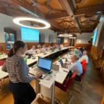 Erste Sitzung des Ausschusses für Digitale Angelegenheiten